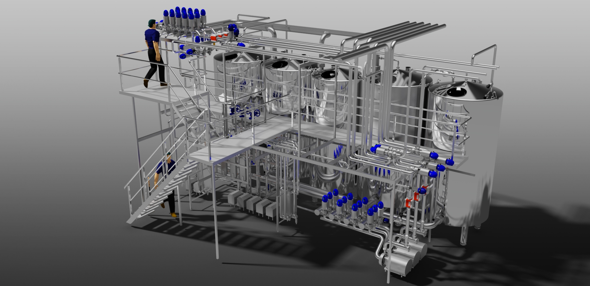 3D Tegning – 3TS Industriservice AS